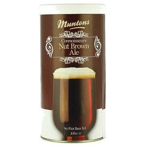 Набор Muntons Nut Brown Ale 1,8 кг.
