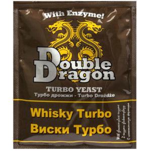 Спиртовые турбо дрожжи DoubleDragon Whisky Turbo